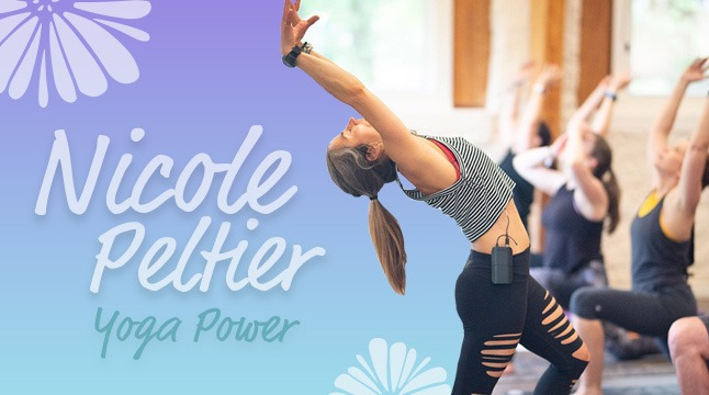 Yoga Power with Nicole Peltier