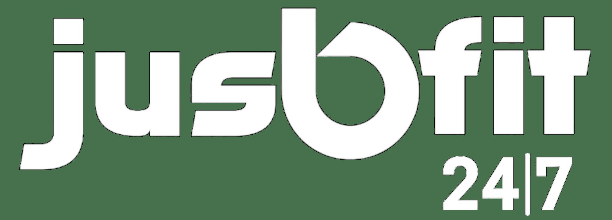 JusBFit 24|7 Logo